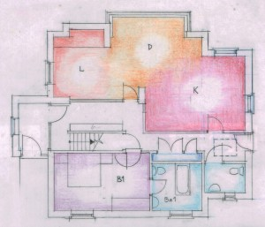 oak framed house plans Architects macclesfield