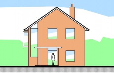 house design plans elevation