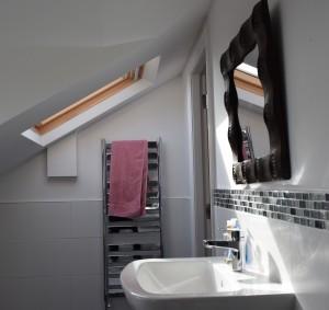 Family bathroom in Bowdon.