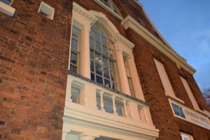 Fashion in Knutsford and Dingle. Architects photograph of Macclesfield architecture.